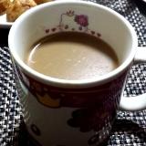 梅酒カフェオレ
