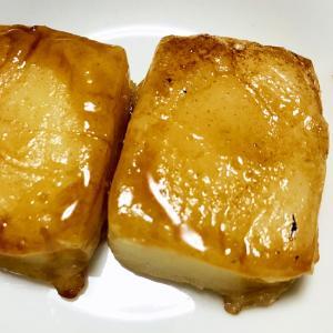 お餅のバター醤油