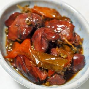 作り置き★ご飯のお供に★鶏レバーの甘辛煮