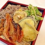 春の息吹を感じる☆ふきのとうの美味しい天ぷら蕎麦