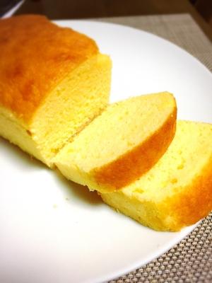バター少なめ♫しっとり美味しい上品パウンドケーキ