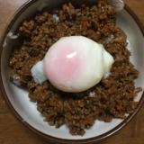 ロコモコ風丼