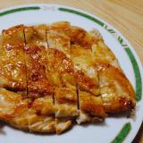 鶏むね肉の生姜焼き