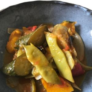 色々野菜のラタトゥイユ