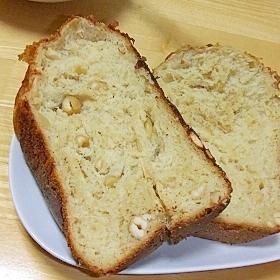 カシューナッツ味噌パン