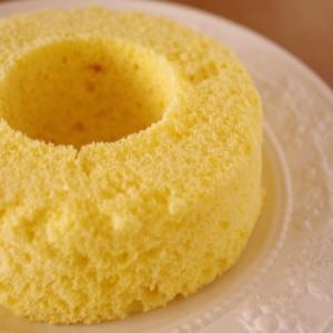 レンジで簡単☆HMの簡単シフォンケーキ
