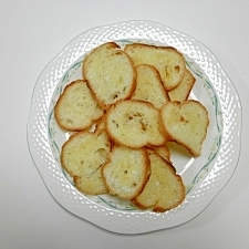激安フランスパンでたっぷりラスクを作ろう!