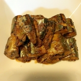 秋刀魚の煮物