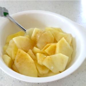 優しいお味の【リンゴのデザート】