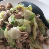 リピ決定‼︎丸ごとレタス豚肉オイスターソース