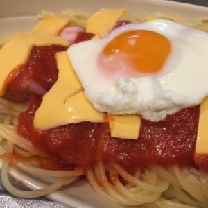簡単!トマトパスタ!