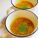簡単に出来ちゃいます!キャベツのカレースープ