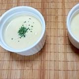 栄養たっぷり、ひよこ豆のポタージュスープ