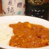 【宮城食材】メカジキカレー