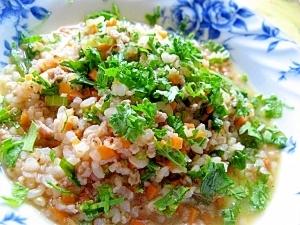 ベトナム風雑炊