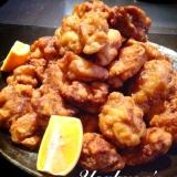 北海道の味★にんにくたっぷり♪柔らか鶏のザンギ