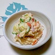 和風ポテトサラダ++