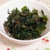 スーパーヘルシー♪簡単海藻サラダ