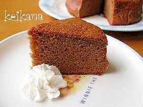 ホットケーキミックスで超簡単☆チョコレートケーキ