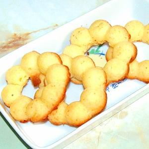 シリコンのドーナツ型で!レモン香る焼きドーナツ♪