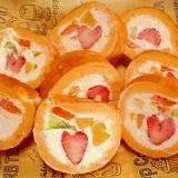 HK粉☆もっちりロールケーキ