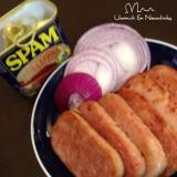男の手料理『スパムで簡単♪おつまみ』