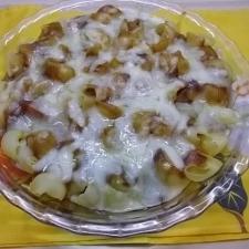 グラタン風☆焼きチーズカレー