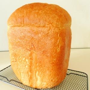 HBで早焼き、てんさい糖パン