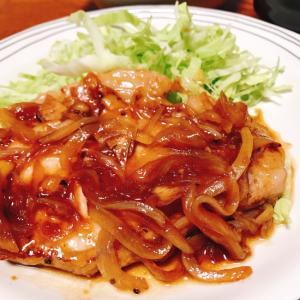 リピートしたいトンテキ☆固い肉でも柔らかく!