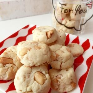 洗い物ゼロ‼︎ 簡単おやつに♪サクホロッ クッキー