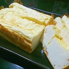 ヘルシー簡単♪ヨーグルトと粉寒天で米粉ケーキ☆