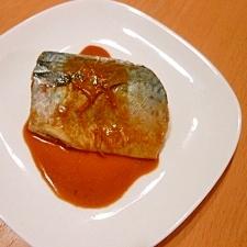 フライパンで簡単!サバの味噌煮
