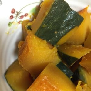 冷凍かぼちゃで時短&簡単!かぼちゃの煮物