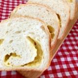 HBで!チーズ入りの食パン★