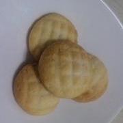メロンパン風☆クッキー