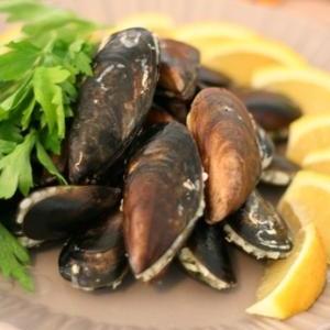 トルコ料理★ムール貝のピラフ