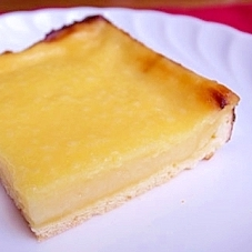 【無脂肪・低脂肪】レモンのタルト