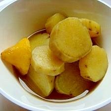 離乳食にも☆ さっぱり さつま芋のレモン煮