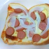 ピザトースト/ウインナ