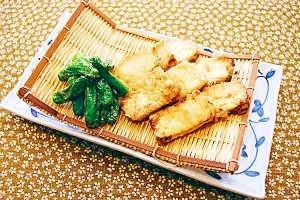 豆腐の天ぷら