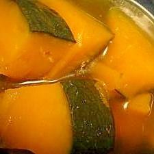 ★簡単☆かぼちゃのコンソメ煮★