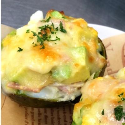 朝食にぴったり!「アボカド」×「卵」のトロッと濃厚コンビで元気をチャージ♪