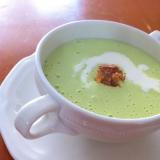 枝豆のムースポタージュ食べるスープ Vitamix