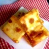 簡単☆チーズパンケーキ