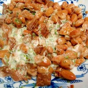 柿木茸のエコ納豆