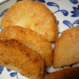里芋とツナの生塩糀入りコロッケ♪