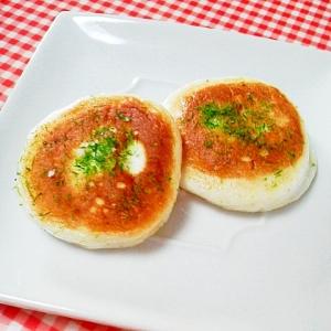 ササッとおつまみ☆はんぺんの海苔しおバター