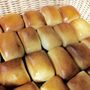 おやつに最適。ほんのり甘い一口パン!