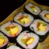 簡単巻き寿司