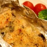 トースターで出来ちゃう 牡蠣のサクサク!パン粉焼き